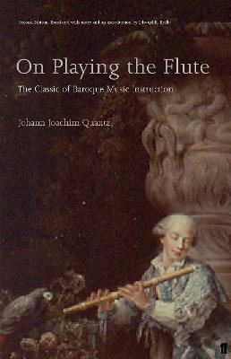 On Playing the Flute book