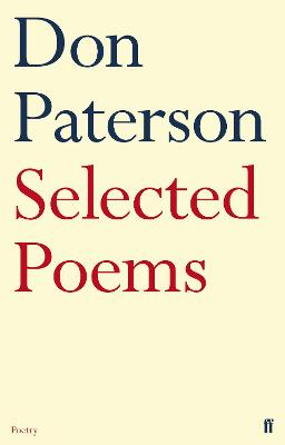 Selected Poems by Don Paterson