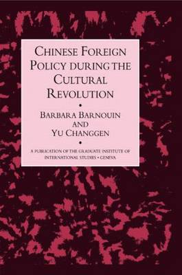 Chinese Foreign Policy by Barbara Barnouin
