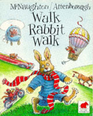 Walk, Rabbit, Walk book