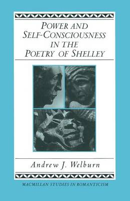 Power and Self-Consciousness in the Poetry of Shelley by Andrew J. Welburn