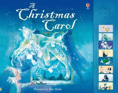 A Christmas Carol with Sounds by Lesley Sims
