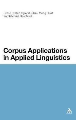 Corpus Applications in Applied Linguistics book