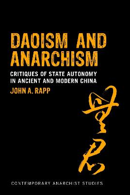 Daoism and Anarchism book