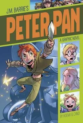 Peter Pan by ,J.M. Barrie