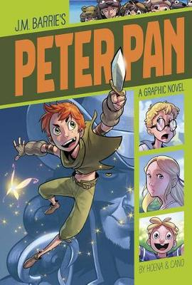 Peter Pan by ,J.M. Barrie