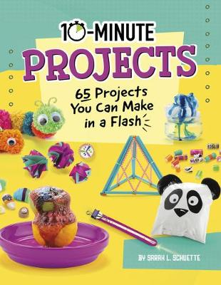 10 Minute Projects book