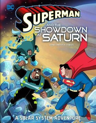 Superman and the Showdown at Saturn book