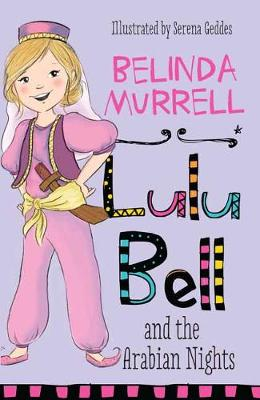Lulu Bell and the Arabian Nights book