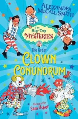 The Great Clown Conundrum by Alexander McCall Smith