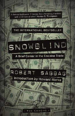 Snowblind book