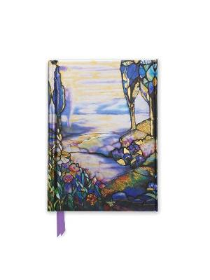 Tiffany Cypress and Lilies (Foiled Pocket Journal) by Flame Tree