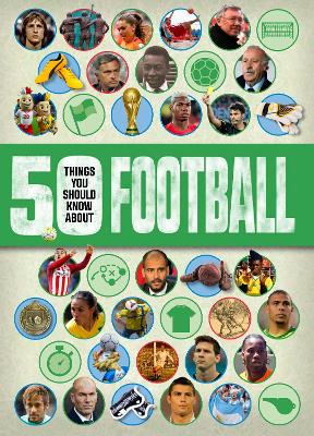 50 things you should know about:Football book