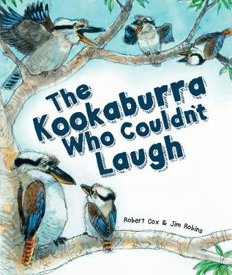 Kookaburra Who Couldn't Laugh, The book