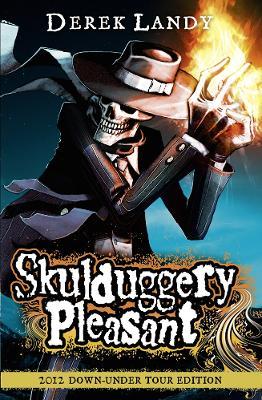 Skulduggery Pleasant (Skulduggery Pleasant, Book 1) by Derek Landy