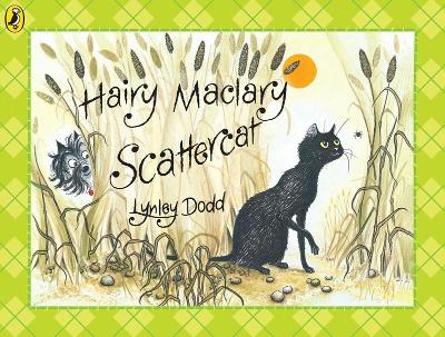 Hairy Maclary Scattercat book