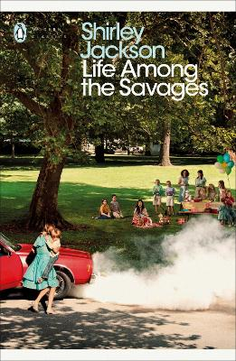 Life Among the Savages book