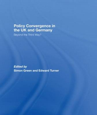 Policy Convergence in the UK and Germany by Simon Green