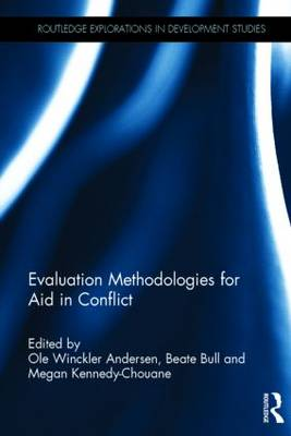 Evaluation Methodologies for Aid in Conflict book