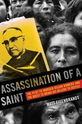 Assassination of a Saint by Matt Eisenbrandt