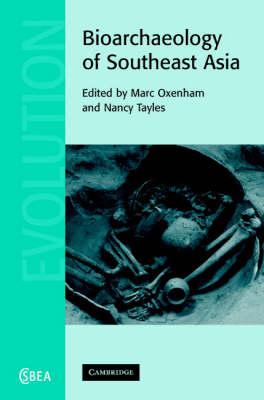 Bioarchaeology of Southeast Asia book