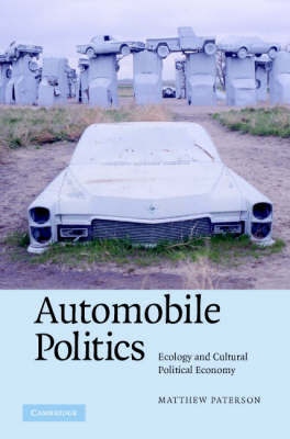 Automobile Politics book