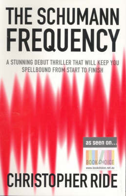 Schumann Frequency by Christopher Ride