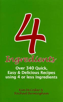 4 Ingredients book