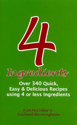 4 Ingredients by Kim McCosker