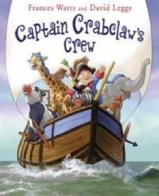 Captain Crabclaw's Crew book