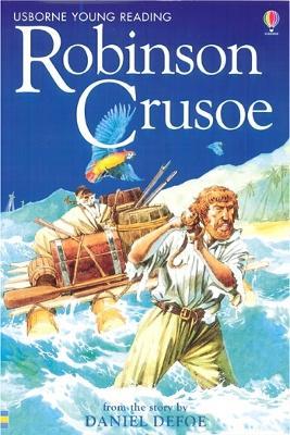 Robinson Crusoe by Angela Wilkes