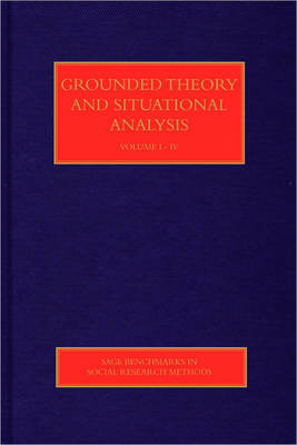 Grounded Theory and Situational Analysis by Adele E. Clarke
