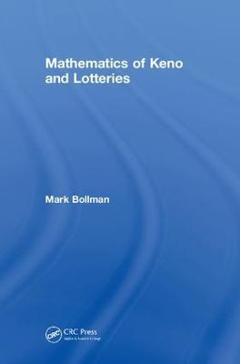 Mathematics of Keno and Lotteries book