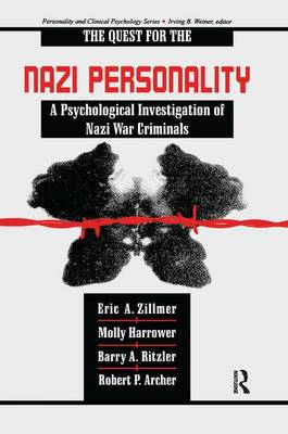 Quest for the Nazi Personality book