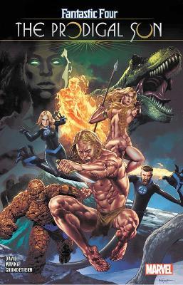 Fantastic Four: Prodigal Sun book