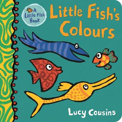 Little Fish's Colours book