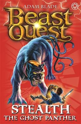 Beast Quest: Stealth the Ghost Panther by Adam Blade