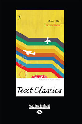 Homesickness: Text Classics by Murray Bail