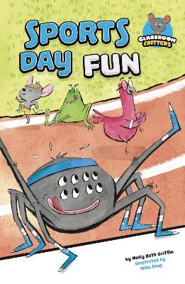 Sports Day Fun book