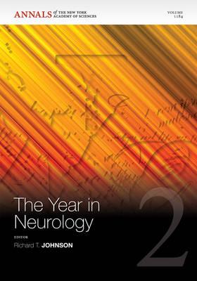 The Year in Neurology  Volume 2 by Richard T. Johnson