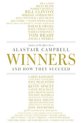 Winners by Alastair Campbell