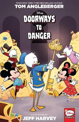 Disney's Doorways to Danger by Tom Angleberger