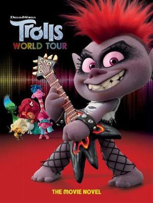 TROLLS 2 MOVIE NOVEL book