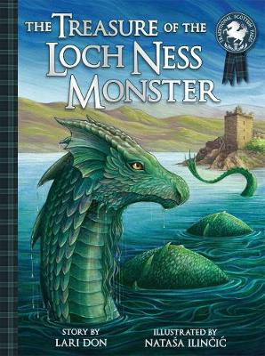 Treasure of the Loch Ness Monster book