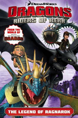 Dreamworks' Dragons: Riders of Berk book