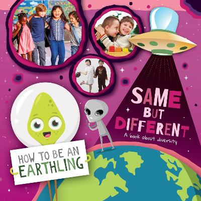 Same but Different: A Book About Diversity by Kirsty Holmes