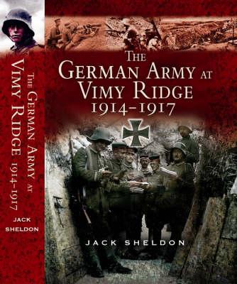 German Army on Vimy Ridge 1914-1917 book