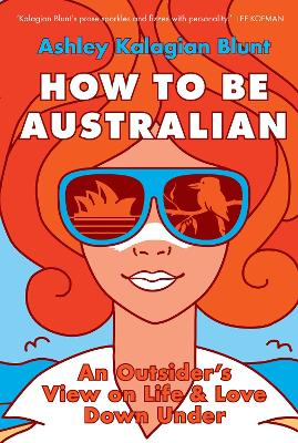 How to Be Australian book