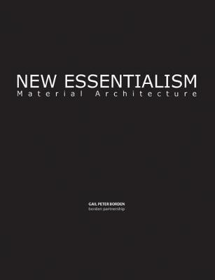 New Essentialism by Gail Peter Borden