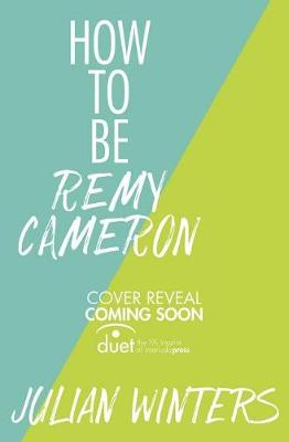 How to Be Remy Cameron book